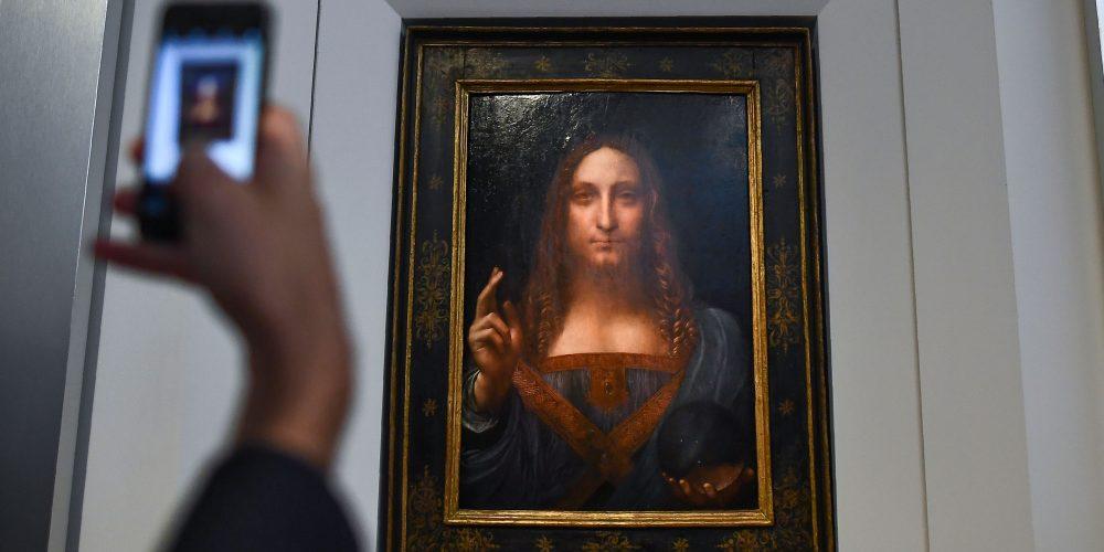 lost davinci painting found