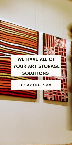 art storage solutions
